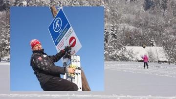 Samochodami terenowymi zniszczyli narciarskie trasy biegowe. Grozi im do 5 lat więzienia