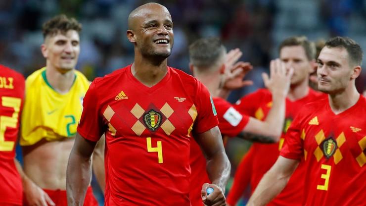 MŚ 2018: Belgijska para królewska wybiera się na półfinał