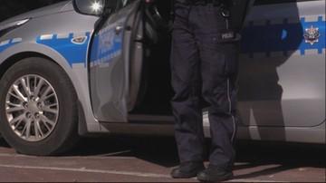 Policyjny pościg w centrum Warszawy. Padły strzały