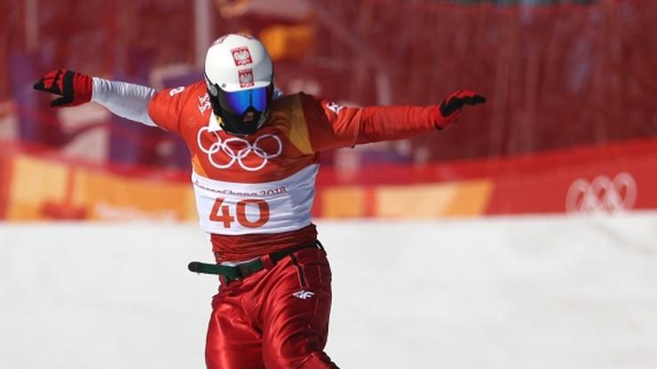 Pjongczang 2018: Ligocki odpadł w ćwierćfinale snowcrossu