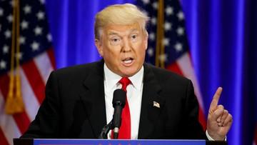 """""""Kłamczucha światowej klasy"""". Trump atakuje Clinton"""