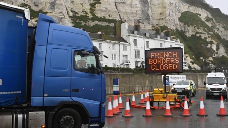 Brytyjski minister: jest porozumienie z Francją ws. ruchu przez La Manche