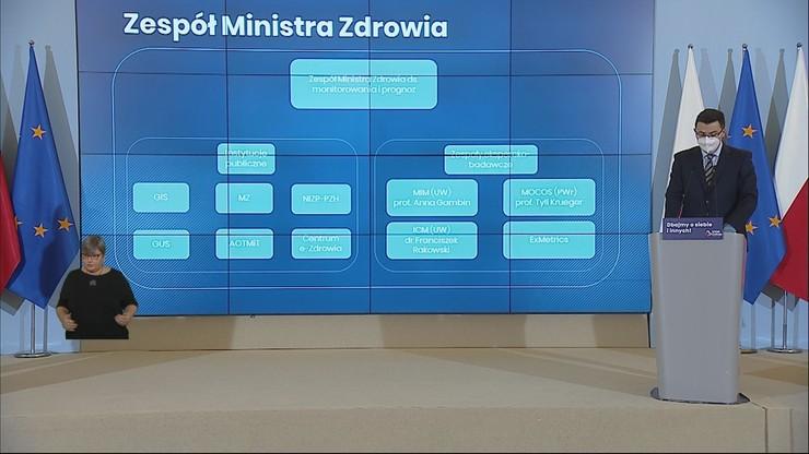 """Maliszewski: """"Stosowanie się do obostrzeń może zapobiec narodowej kwarantannie"""""""