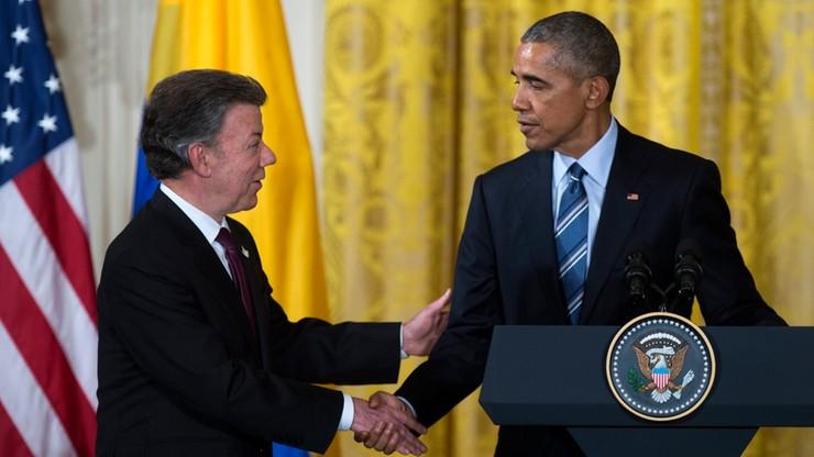 Kolumbia ma dostać 450 mln dol. na wsparcie planu pokojowego