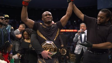 UFC 261: Ciężki nokaut w walce wieczoru! Kamaru Usman rozbił Jorge Masvidala (WIDEO)