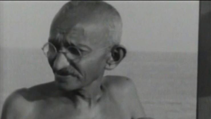 Skradziono część prochów Mahatmy Gandhiego