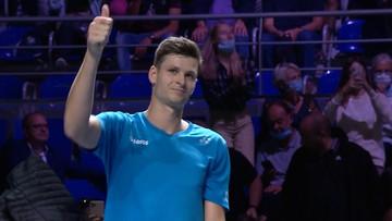 ATP w Metz: Hurkacz w finale!