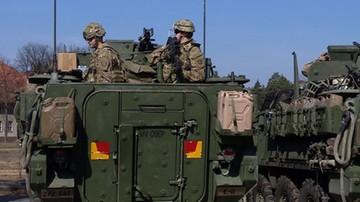 CBOS: 67 proc. Polaków popiera stacjonowanie w naszym kraju wojsk innych krajów NATO