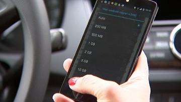 Policja w USA może wkrótce badać aktywność telefonów kierowców