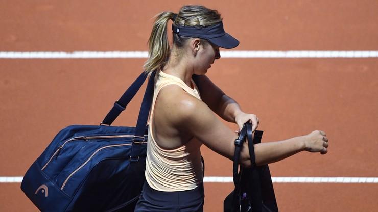 WTA w Stuttgarcie: Porażka Szarapowej