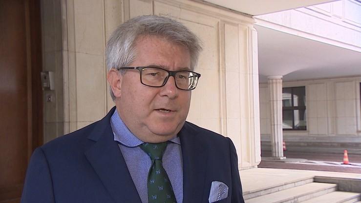 Czarnecki szefem grupy parlamentarnej PE ds. współpracy z Turcją