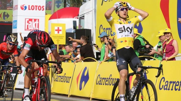 Tour de Pologne: Kwiatkowski wygrał piąty etap!