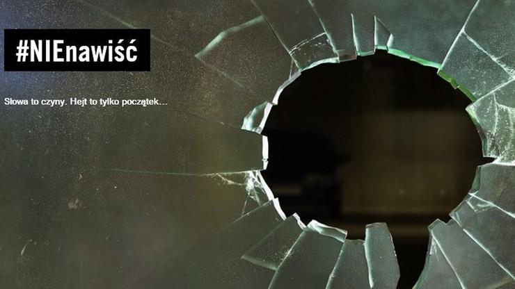 """""""Hejt to tylko początek"""". Amnesty International rozpoczęło kampanię #NIEnawiść"""