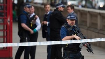 Policja ujawniła tożsamość niedoszłego zamachowca z Londynu