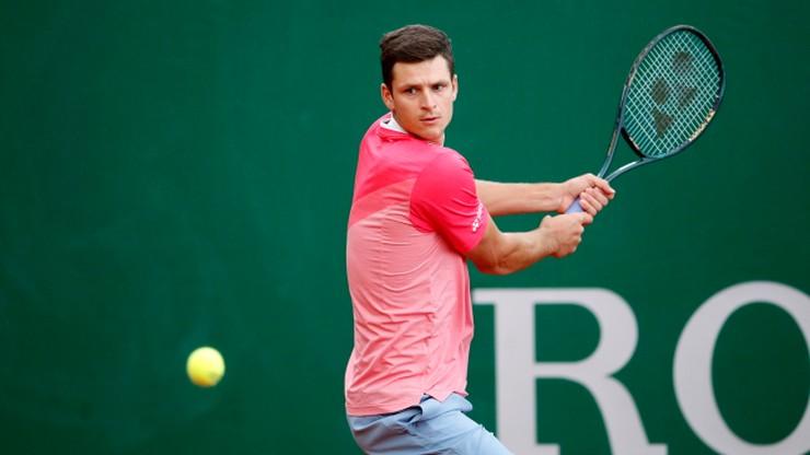 ATP w Monte Carlo: Daniel Evans rywalem Huberta Hurkacza w drugiej rundzie