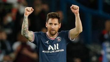 LM: Pierwszy gol Messiego dla PSG (WIDEO)