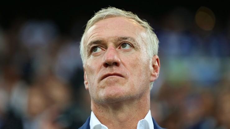 Deschamps trenerem Francji do 2020 roku