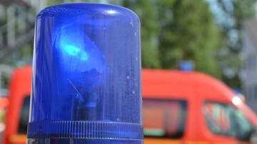 Dwie osoby ranne po wybuchu gazu w domu Sandomierzu
