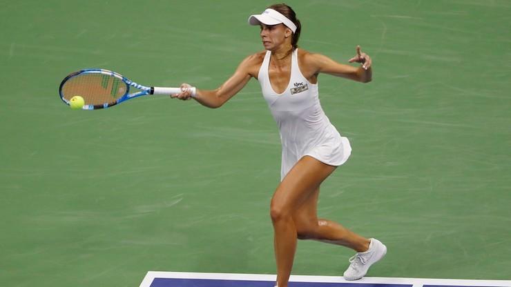 US Open: Porażka Linette w 1/8 finału debla