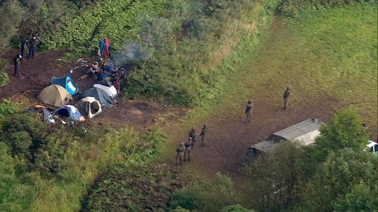 Straż Graniczna: 130 prób nielegalnego przekroczenia polsko-białoruskiej