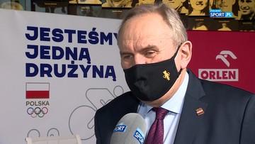 Andrzej Kraśnicki: To będą nietypowe igrzyska