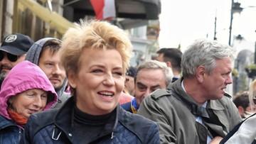"""""""Czuję, że nie zrobiłam nic złego"""". Hanna Zdanowska winna poświadczenia nieprawdy"""