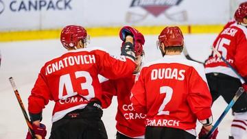 Hokejowy Puchar Kontynentalny: Cracovia gospodarzem turnieju trzeciej rundy