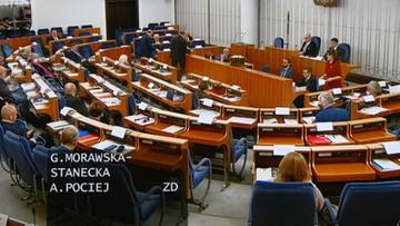 Senat przyjął poprawki do ustawy ws. wyborów prezydenckich