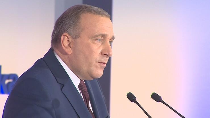 """""""Rząd RP nie był w stanie wywalczyć stanowisk dla Polaków. Żal"""". Schetyna komentuje szczyt UE"""
