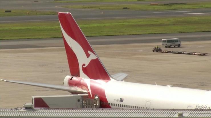 Linie lotnicze Qantas. Na pokład samolotu tylko z certyfikatem szczepienia