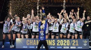 Liga Mistrzyń: Trofeum dla piłkarek ręcznych Vipers Kristiansand