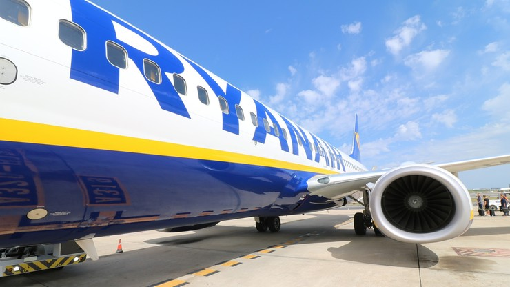 Piloci Ryanaira zapowiedzieli 48-godzinny strajk. Możliwe utrudnienia na polskich lotniskach