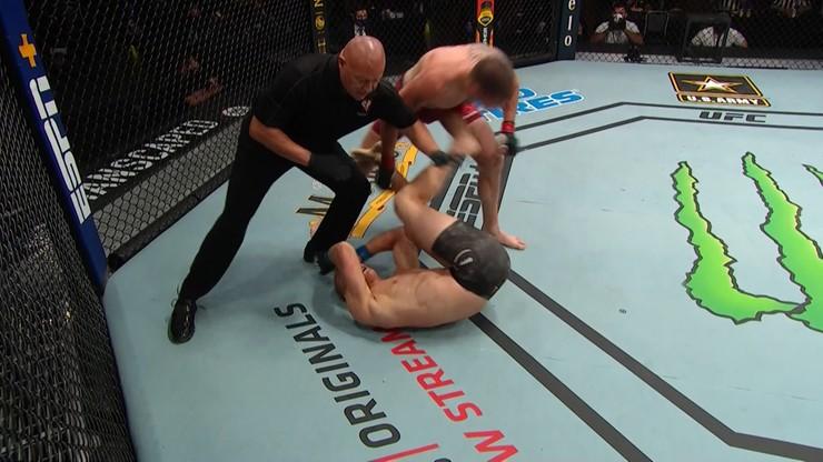 UFC: Ostatnia walka Polaka? Piechota przegrał czwarty raz z rzędu