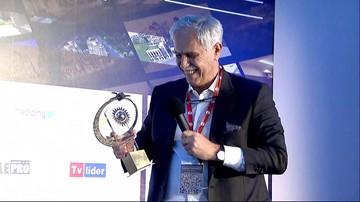 Nagroda Eutelsatu dla Zygmunta Solorza, założyciela Telewizji Polsat