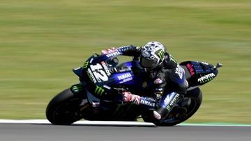 MotoGP: Maverick Vinales zawieszony za dziwne zachowanie w ostatnim wyścigu