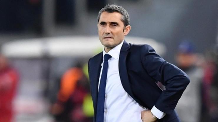 Barcelona wytypowała następcę Valverde