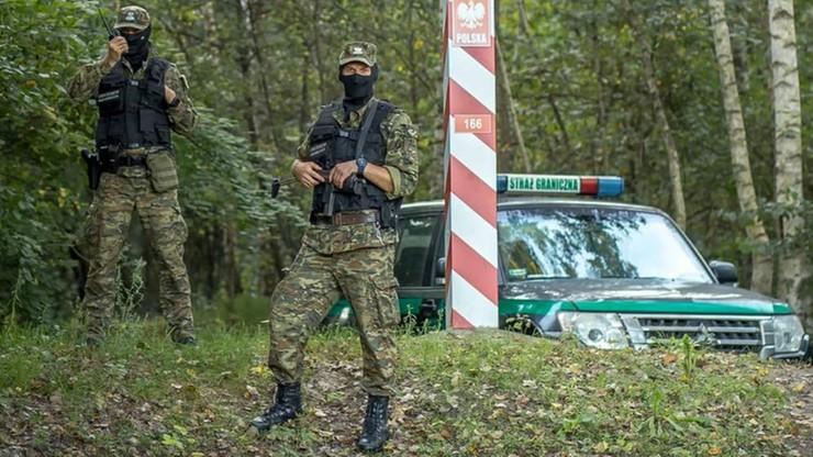 W weekend 509 prób nielegalnego przekroczenia granicy. Zatrzymano Egipcjan studiujących w Polsce