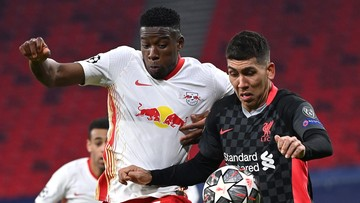 LM: Błędy indywidualne pogrążyły RB Lipsk. Cenne zwycięstwo Liverpoolu