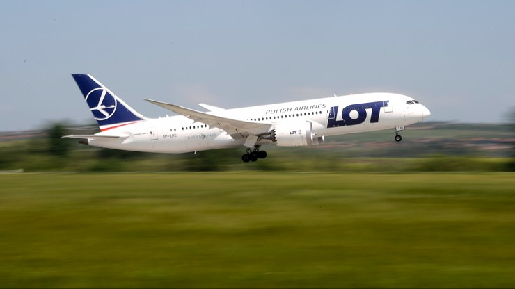 LOT uruchomił połączenia z Budapesztu do Nowego Jorku i Chicago