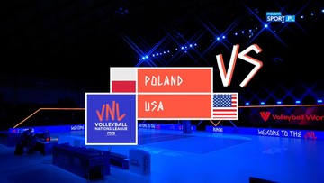 Polska - USA 0:3. Skrót meczu