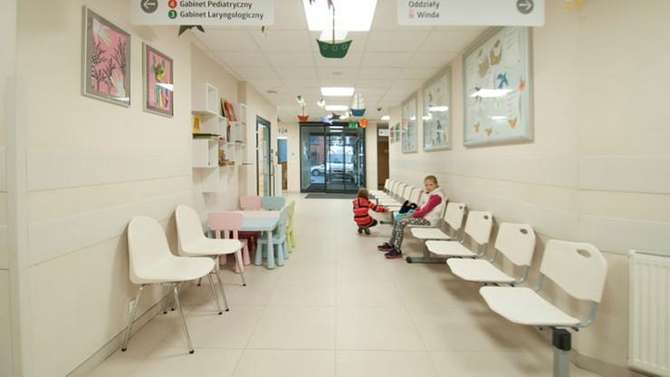 Ognisko koronawirusa w szpitalu dziecięcym w Poznaniu