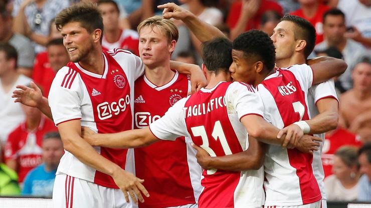 Ajax Amsterdam - Feyenoord Rotterdam. Transmisja na Polsatsport.pl!