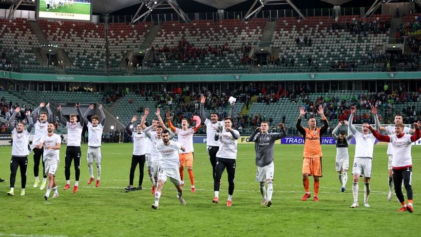 Liga Europy: Podział na koszyki. Z kim zagra Legia Warszawa?