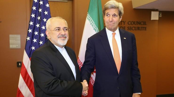Szefowie dyplomacji USA i Iranu o realizacji porozumienia nuklearnego