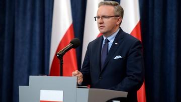 Szczerski: szczyt Trójkąta Weimarskiego zapewne w sierpniu we Francji