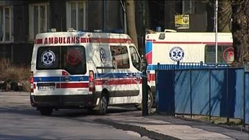Nietrzeźwy 30-latek napadł na ratowników. Trzeba było wezwać inną karetkę