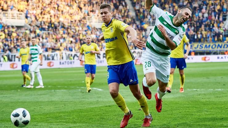 Fortuna 1 Liga: Michał Marcjanik wraca do Arki Gdynia