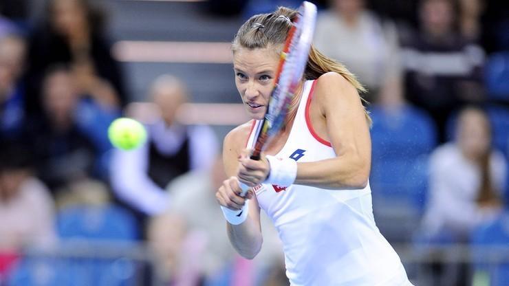 WTA w Stuttgarcie: Rosolska awansowała do drugiej rundy debla