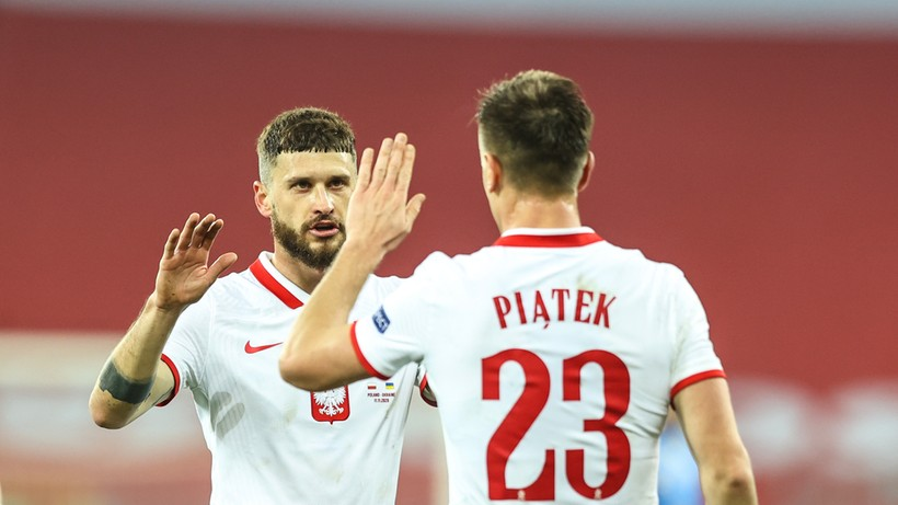Kadra Polski na mecze z Albanią, San Marino i Anglią. Paulo Sousa dokonał zmian