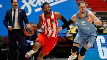 Euroliga: Wysokie zwycięstwo drużyny Mateusza Ponitki